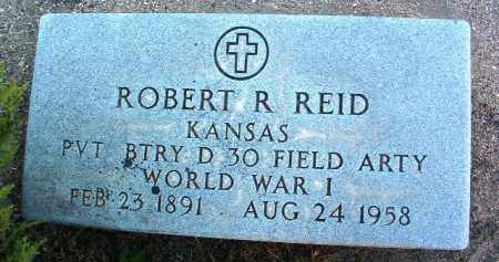 REID, ROBERT R. - Yavapai County, Arizona | ROBERT R. REID - Arizona Gravestone Photos