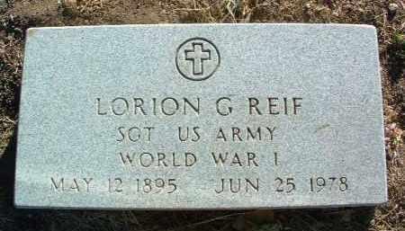 REIF, LOREN GOTTFRIED - Yavapai County, Arizona | LOREN GOTTFRIED REIF - Arizona Gravestone Photos