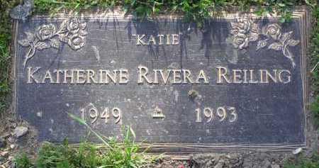 REILING, KATHERINE (RIVERA) (KATIE) - Yavapai County, Arizona | KATHERINE (RIVERA) (KATIE) REILING - Arizona Gravestone Photos
