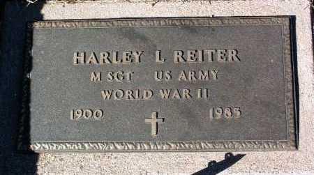 REITER, HARLEY LEE - Yavapai County, Arizona | HARLEY LEE REITER - Arizona Gravestone Photos