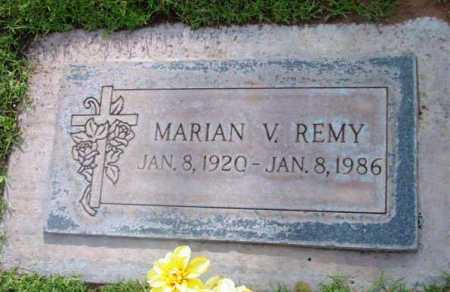 REMY, MARIAN V. - Yavapai County, Arizona | MARIAN V. REMY - Arizona Gravestone Photos