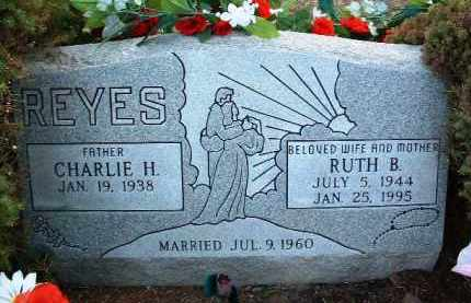 REYES, RUFUGIA (RUTH) - Yavapai County, Arizona | RUFUGIA (RUTH) REYES - Arizona Gravestone Photos