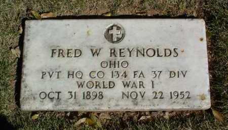 REYNOLDS, FRED WALSH - Yavapai County, Arizona   FRED WALSH REYNOLDS - Arizona Gravestone Photos