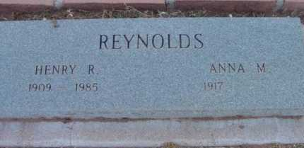 REYNOLDS, ANNA MARGARET - Yavapai County, Arizona | ANNA MARGARET REYNOLDS - Arizona Gravestone Photos