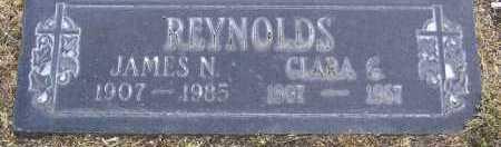 REYNOLDS, JAMES N. - Yavapai County, Arizona   JAMES N. REYNOLDS - Arizona Gravestone Photos