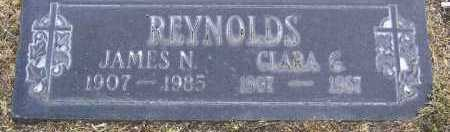 REYNOLDS, CLARA GWYNNE - Yavapai County, Arizona | CLARA GWYNNE REYNOLDS - Arizona Gravestone Photos