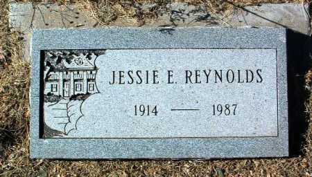 REYNOLDS, JESSIE EARLE - Yavapai County, Arizona | JESSIE EARLE REYNOLDS - Arizona Gravestone Photos