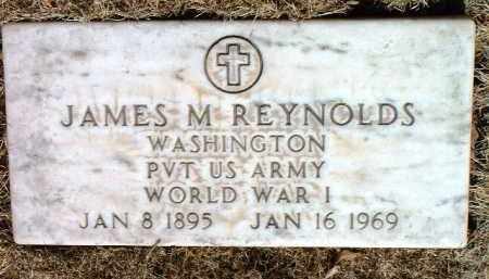 REYNOLDS, JAMES MARTIN - Yavapai County, Arizona | JAMES MARTIN REYNOLDS - Arizona Gravestone Photos