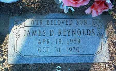 REYNOLDS, JAMES D. - Yavapai County, Arizona | JAMES D. REYNOLDS - Arizona Gravestone Photos