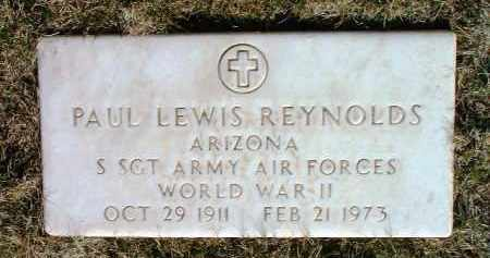 REYNOLDS, PAUL LEWIS - Yavapai County, Arizona | PAUL LEWIS REYNOLDS - Arizona Gravestone Photos