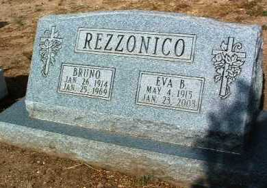 REZZONICO, BRUNO ALDO - Yavapai County, Arizona | BRUNO ALDO REZZONICO - Arizona Gravestone Photos