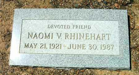 RHINEHART, NAOMI VIOLA - Yavapai County, Arizona | NAOMI VIOLA RHINEHART - Arizona Gravestone Photos