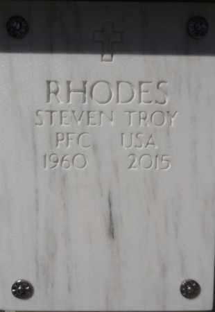 RHODES, STEVEN TROY - Yavapai County, Arizona | STEVEN TROY RHODES - Arizona Gravestone Photos