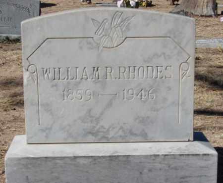 RHODES, WILLIAM ROBERT - Yavapai County, Arizona | WILLIAM ROBERT RHODES - Arizona Gravestone Photos