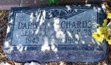 RICHARDS, DARWIN GLENN - Yavapai County, Arizona | DARWIN GLENN RICHARDS - Arizona Gravestone Photos