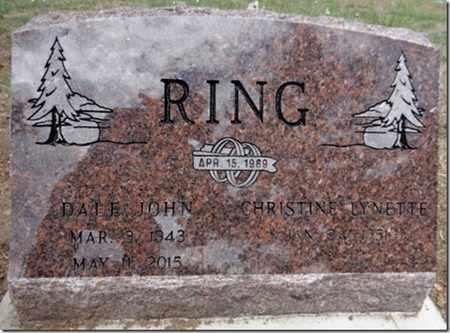 FREEMAN RING, CHRISTINE L. - Yavapai County, Arizona   CHRISTINE L. FREEMAN RING - Arizona Gravestone Photos
