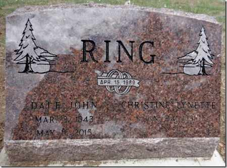 RING, DALE JOHN - Yavapai County, Arizona | DALE JOHN RING - Arizona Gravestone Photos