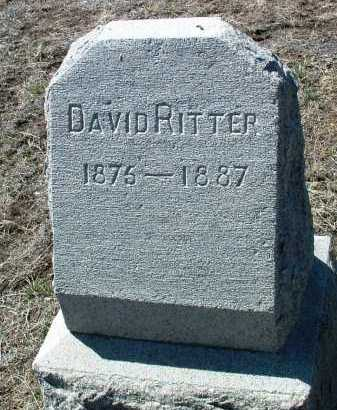 RITTER, DAVID - Yavapai County, Arizona | DAVID RITTER - Arizona Gravestone Photos