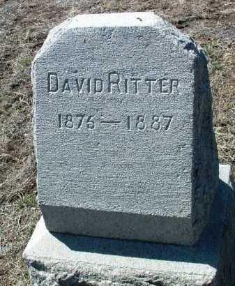 RITTER, DAVID - Yavapai County, Arizona | DAVID RITTER - Arizona Gravestone Photos