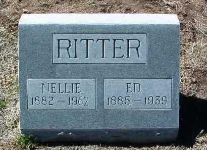RITTER, EDWARD (ED) - Yavapai County, Arizona | EDWARD (ED) RITTER - Arizona Gravestone Photos