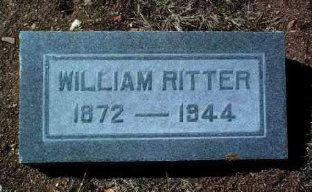 RITTER, WILLIAM - Yavapai County, Arizona   WILLIAM RITTER - Arizona Gravestone Photos