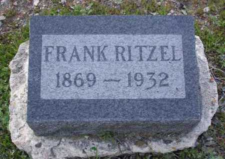 RITZEL, FRANK - Yavapai County, Arizona | FRANK RITZEL - Arizona Gravestone Photos