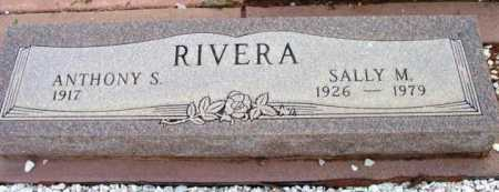 RIVERA, SALLY M. - Yavapai County, Arizona | SALLY M. RIVERA - Arizona Gravestone Photos