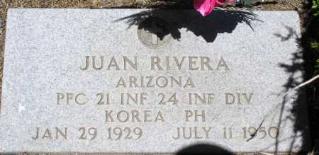 RIVERA, JUAN - Yavapai County, Arizona | JUAN RIVERA - Arizona Gravestone Photos