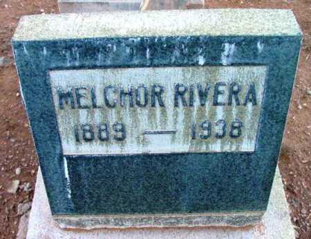 RIVERA, MELCHOR - Yavapai County, Arizona | MELCHOR RIVERA - Arizona Gravestone Photos
