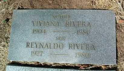 RIVERA, REYNALDO - Yavapai County, Arizona | REYNALDO RIVERA - Arizona Gravestone Photos