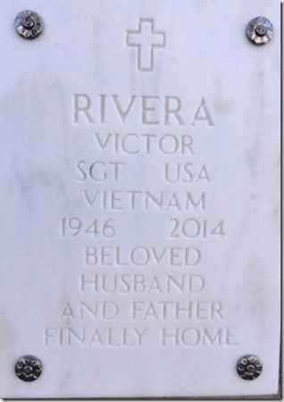 RIVERA, VICTOR - Yavapai County, Arizona | VICTOR RIVERA - Arizona Gravestone Photos