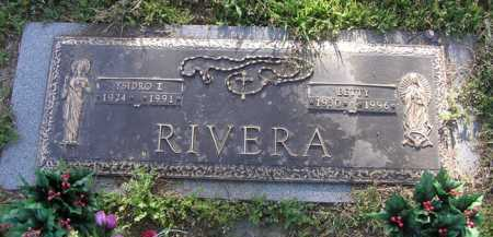 RIVERA, BETTY DUARTE - Yavapai County, Arizona | BETTY DUARTE RIVERA - Arizona Gravestone Photos