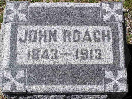ROACH, JOHN - Yavapai County, Arizona   JOHN ROACH - Arizona Gravestone Photos