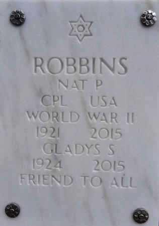 ROBBINS, GLADYS LILA - Yavapai County, Arizona | GLADYS LILA ROBBINS - Arizona Gravestone Photos
