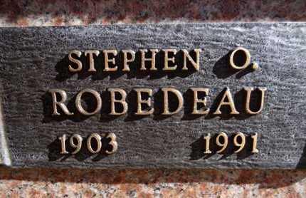 ROBEDEAU, STEPHEN O. - Yavapai County, Arizona | STEPHEN O. ROBEDEAU - Arizona Gravestone Photos