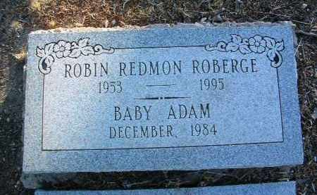 ROBERGE, ROBIN REDMON - Yavapai County, Arizona | ROBIN REDMON ROBERGE - Arizona Gravestone Photos