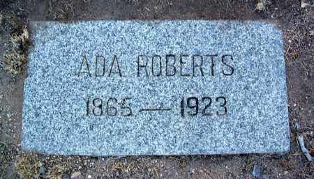 WITHERS ROBERTS, ADA PRICE - Yavapai County, Arizona | ADA PRICE WITHERS ROBERTS - Arizona Gravestone Photos