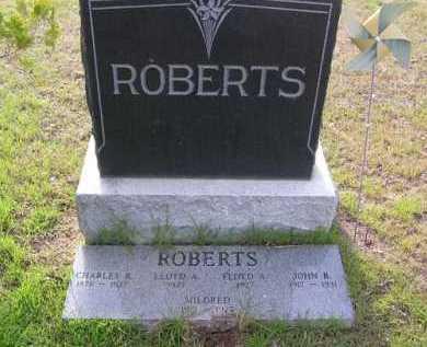 ROBERTS, LLOYD A. - Yavapai County, Arizona | LLOYD A. ROBERTS - Arizona Gravestone Photos