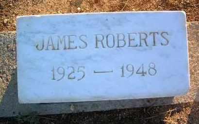 ROBERTS, JAMES ALBERT - Yavapai County, Arizona | JAMES ALBERT ROBERTS - Arizona Gravestone Photos