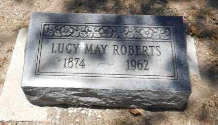 ROBERTS, LUCY MAY - Yavapai County, Arizona   LUCY MAY ROBERTS - Arizona Gravestone Photos