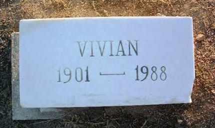 BENNETT, VIVIAN SELVESTHA - Yavapai County, Arizona | VIVIAN SELVESTHA BENNETT - Arizona Gravestone Photos