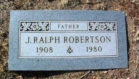 ROBERTSON, JAMES RALPH - Yavapai County, Arizona   JAMES RALPH ROBERTSON - Arizona Gravestone Photos