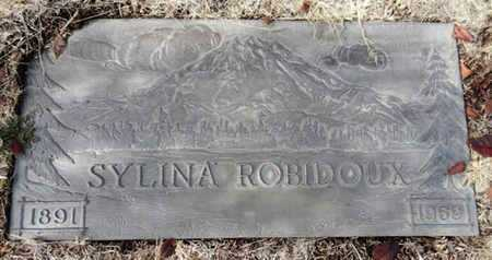 ROBIDOUX, SYLINA - Yavapai County, Arizona | SYLINA ROBIDOUX - Arizona Gravestone Photos