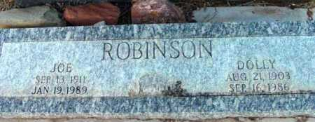 ROBINSON, EHVA (DOLLY ) - Yavapai County, Arizona   EHVA (DOLLY ) ROBINSON - Arizona Gravestone Photos