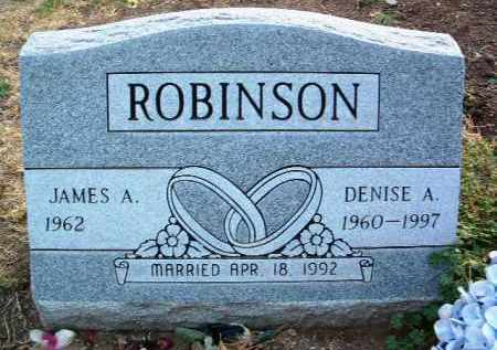 ROBINSON, DENISE ANN - Yavapai County, Arizona | DENISE ANN ROBINSON - Arizona Gravestone Photos