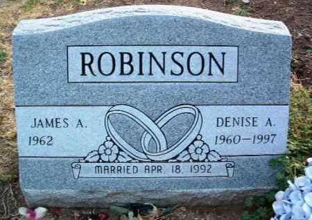 ROBINSON, JAMES A. - Yavapai County, Arizona | JAMES A. ROBINSON - Arizona Gravestone Photos
