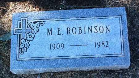 ROBINSON, MERION E. - Yavapai County, Arizona | MERION E. ROBINSON - Arizona Gravestone Photos