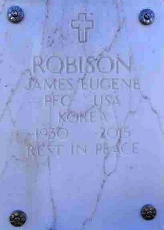 ROBISON, JAMES EUGENE - Yavapai County, Arizona | JAMES EUGENE ROBISON - Arizona Gravestone Photos