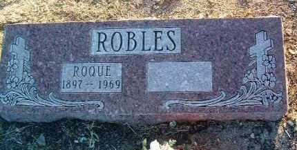 ROBLES, ROQUE - Yavapai County, Arizona | ROQUE ROBLES - Arizona Gravestone Photos