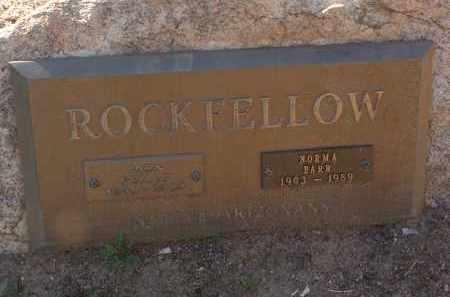 ROCKFELLOW, JOHN PHILIP - Yavapai County, Arizona | JOHN PHILIP ROCKFELLOW - Arizona Gravestone Photos